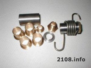 Тюнинг педального узла ВАЗ 2108, 2109 и 21099