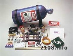 Закись азота - первый шаг к тюнингу двигателя