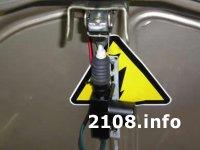 Электропривод замка багажника на ВАЗ 2108, 2109, 21099, 2113, 2114 и 2115