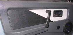 Перетяжка дверных панелей ВАЗ 2108, 2109, 21099
