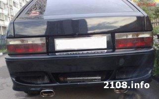 Тюнинг ВАЗ 2114. Русский DUB