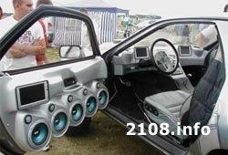 Автозвук в ВАЗ