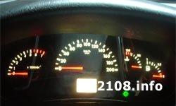 Панель приборов Lada Kalina на ВАЗ 2108 2109 21099