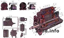 Устройство стартера ВАЗ 2108-2109-21099