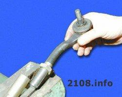 Замена рулевых тяг на ВАЗ 2108-2109-21099