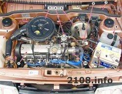 Самостоятельная диагностика двигателя ВАЗ