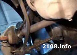 Замена ШРУСа, наружной гранаты на ВАЗ 2108, 2109, 21099, 2113, 2114 и 2115. Видео