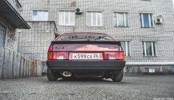 Правильный тюнинг ВАЗ 2109 Спутник. Фото