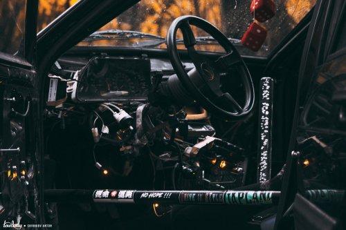 ВАЗ 2109 тюненый в JDM-стиле